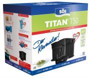 Söll Filterset TITAN T50 mit HERZ-Technologie inkl. SFP Pumpe 8.500l und UV-Klärer 36W bis 45.000l ohne daytronic