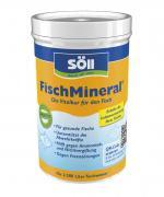 Söll FischMineral 250 g für 2.500 Liter Teichpflege Vitalkur für Teichfische