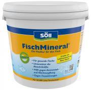 Söll FischMineral 5 kg für 50000 Liter Teichpflege Vitalkur für Teichfische