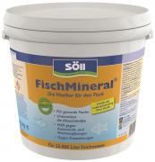 Söll FischMineral® 2,5 kg für 25.000 Liter Reichweite