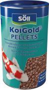 Söll KoiGold® Futter-Pellets 1 Liter