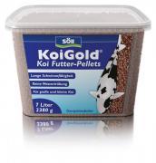 Söll KoiGold® Mix 7 Liter Fischfutter Pellets