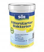 Söll Mikrobiologische Produkte FilterstarterBakterien 250 g für 37500 L