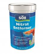 Söll NitratEntferner 120 g für 200 Liter Aquarienpflege Langzeitaktiv gegen Nitrat im Netzbeutel