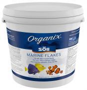 Söll Organix Marine Flakes Flocken 5 L Fischfutter Alleinfuttermittel aquatische Kaltwasserorganismen für Zierfische