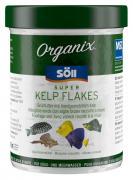 Söll Organix Super Kelp Flakes 270 ml Fischfutter Futterflocken Grünfutter natürliche Algenkost für Aquarienfische