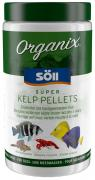 Söll Organix Super Kelp Pellets 1 L Fischfutter Grünfutter natürliche Algenkost für Aquarienfische