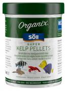 Söll Organix Super Kelp Pellets 270 ml Fischfutter Grünfutter natürliche Algenkost für Aquarienfische