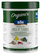Söll Organix Super Kelp Tabs 270 ml Fischfutter Bodenfuttertabletten Alleinfuttermittel für Zierfische