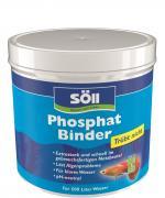 Söll PhosphatBinder 300 g für 500 Liter Aquarienpflege beugt Algenplagen vor