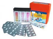 Söll TestKit Pooltester (Chlor + pH-Wert) 1 Stück 60 Tests
