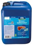 Söll Wasseraufbereiter 2,5 L für 10000 Liter Aquarienfpflege bindet Schadstoffe