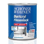 Schöner Wohnen DurAcryl Fliesenlack weiß - glänzend 750 ml