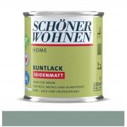Schöner Wohnen Home Buntlack Salbeigrün seidenmatt 125 ml