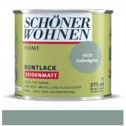 Schöner Wohnen Home Buntlack Salbeigrün seidenmatt 375 ml