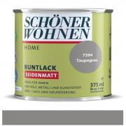 Schöner Wohnen Home Buntlack Taupegrau seidenmatt 375 ml