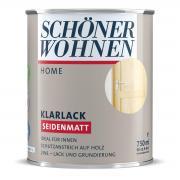 Schöner Wohnen Home Klarlack seidenmatt 750 ml
