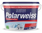 Schöner Wohnen Innenfarbe Polarweiss 10 L Konservierungsmittel frei