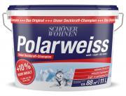 Schöner Wohnen Innenfarbe Polarweiss 11 L Aktion Konservierungsmittel frei