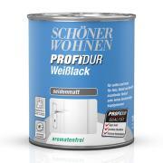 Schöner Wohnen ProfiDur Weißlack Seidenmatt 2,5 L