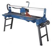Scheppach FS4700 Fliesenschneider 1200 mm inkl. Laser, Fahrvorrichtung, 2 Tischverbreiterungen