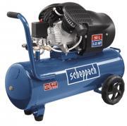 Scheppach HC53DC Kompressor 50 L Ölgeschmiert 2,2 kW 230V Doppelzylinder
