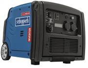 Scheppach SG3400i Inverter Stromerzeuger 3,4 kW mit 2x 230 V, 1x 12 V, Elektro-Start, Fahrvorrichtung, Fernbedienung