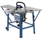 Scheppach TS310 Tischkreissäge 315 mm inkl. Schiebeschlitten, Tischverlängerung, Tischverbreiterung, 2. Sägeblatt, Fahrvorrichtung