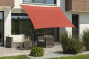 Schneider Sonnensegel Teneriffa 500x500 terracotta quadratisch UV-Schutz (ca.90%)