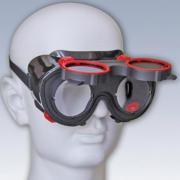 Schweißer-Klappbrille Schutzstufe 5