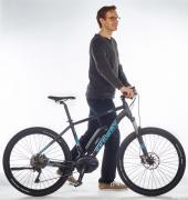 Segway E-Bike M 5.0 Mountainbike schwarz blau 250W RH48