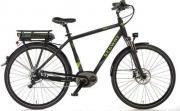 Segway E-Bike TM 5.1 Herrenfahrrad schwarz grün 250W RH48
