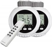 Smartwares SmartHome Thermostat Set mit Fernbedienung