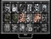 Sortiment Ölservice VW / Opel / Ford 154 Teile