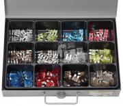 Sortiment SIcherungen Standard 5 -25 Amp, Mini 5 -25 Amp 300 Teile