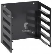 Sortimenteständer 33 X 23 X 31,5 cm schiefergrau RAL 7015 für 5 Sortimentkästen