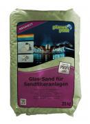 Summer fun Glassand grün für Sandfilteranlagen 20 kg