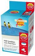 Summer fun Wasserpflegeprodukt Sauerstoffmethode Insektenstop 6 x 20g