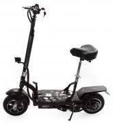 SXT-Scooters Elektro-Scooter KickScooter E-scooter E-Roller SXT Cruiser schwarz Reichweite ca. 45 km