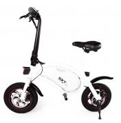 SXT-Scooters Elektro-Scooter KickScooter E-scooter E-Bike SXT Bike weiss Reichweite ca. 45 km nur 14,5 kg leicht