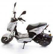 SXT-Scooters Elektroroller E-Roller Motorroller SXT Z3 weiss Reichweite bis ca. 120 km max. 45 km/h