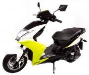 SXT-Scooters Elektroroller E-Roller Motorroller SXT Viper neongrün Reichweite ca. 60 km max. 45 km/h