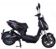 SXT-Scooters Elektroroller Motorroller E-Roller SXT Raptor V3 schwarz/rot Reichweite ca. 50 km 45 km/h