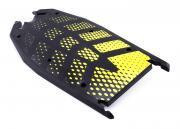 SXT-Scooters Ersatzteil Trittbrett Kunststoff Farbe schwarz für SXT300