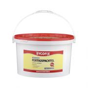 SYCOFIX Fertigspachtel leicht Gebrauchsfertig Glätten unebener Wand- und Deckenflächen 5 kg