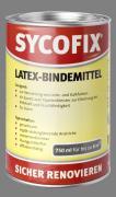 SYCOFIX Latex Bindemittel Leimfarbe farblos 750 ml seidenglänzend