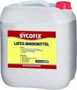 SYCOFIX Latex Bindemittel Leimfarbe farblos 10 L seidenglänzend