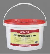 SYCOFIX Multi - Spachteln und Kleben Spachtel- und Klebemasse 4 kg gebrauchsfertig für innen und außen