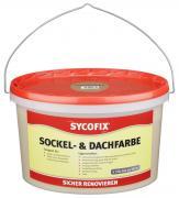 SYCOFIX Sockel- & Dachfarbe sandsteingelb 5 L gebrauchsfertig matt