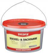 SYCOFIX Sockel- & Dachfarbe schiefergrau 5 L gebrauchsfertig matt